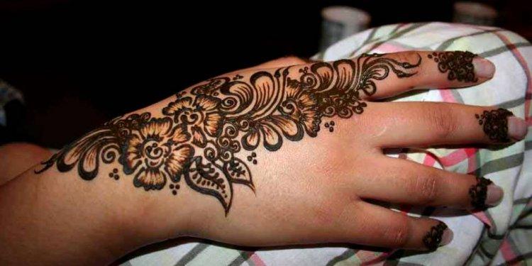 Henna Permanent Tattoo Designs