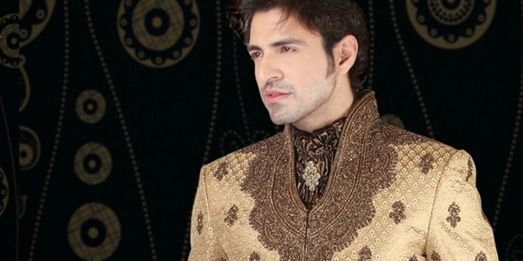 Indian wedding wear for men