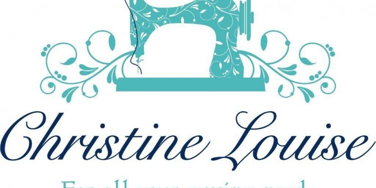 Christine Louise: Sewing and
