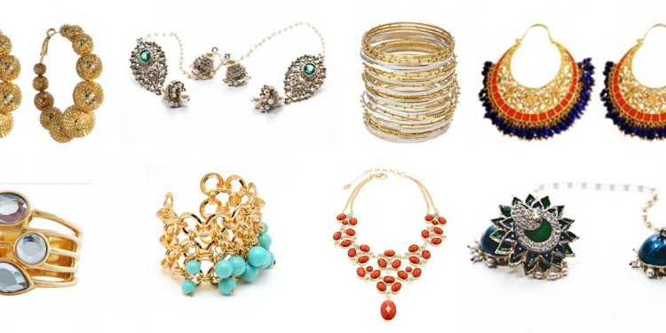 Statement jewelry for rent