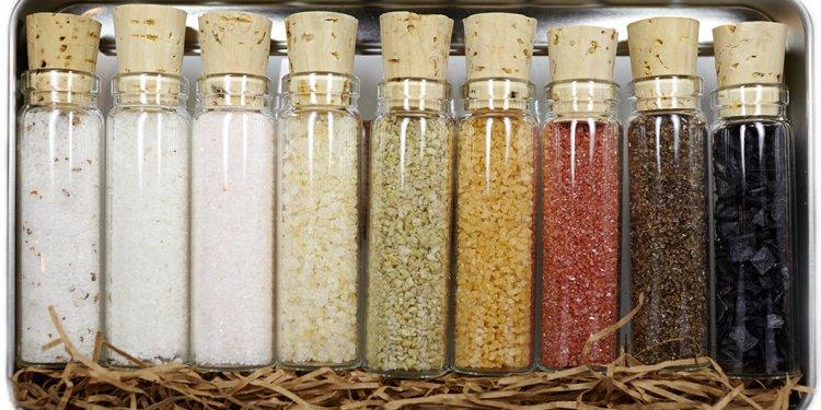 Ultimate Salt Sampler