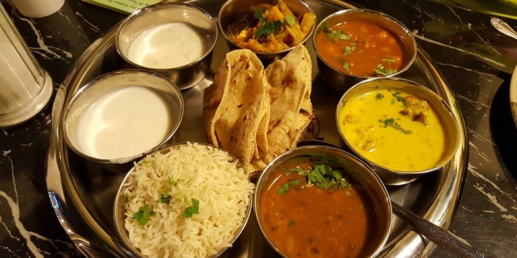 Traditional Indian Vegetarian