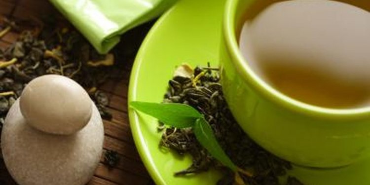 Benefits of Cold Green Tea