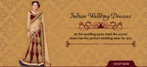 Beautiful Indian designer wedding dresses