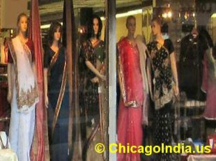 Chicago Indian Clothing picture © ChicagoIndia.us