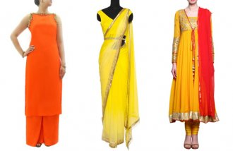 Dressing for Indian wedding events | Haldi outfits for women