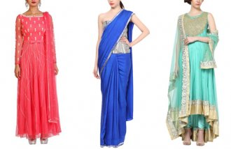 Dressing for Indian wedding events | Sangeet outfits for women