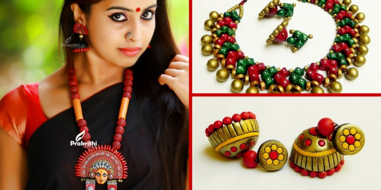 How to make Indian Jewelry at home?