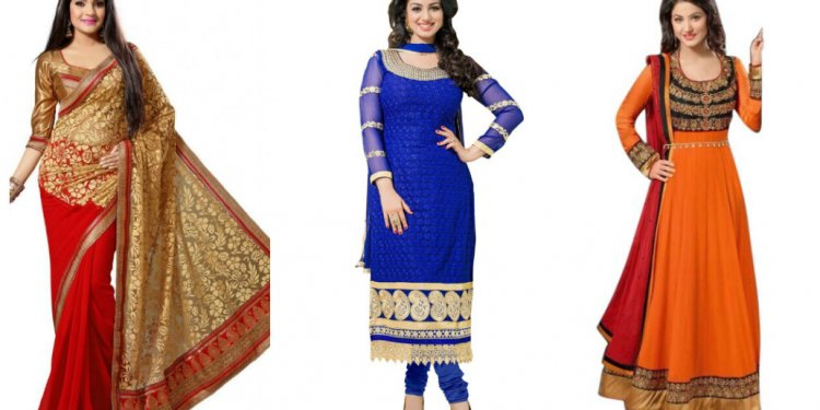 Traditional Indian clothing Facts