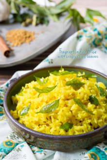 Indian Rice Recipe - #rice #indian