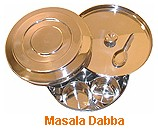 Masala Dabba - Win a free of charge Spice Box - Enter our Contest !