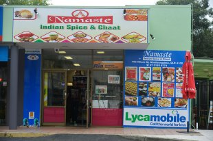 Namaste Indian Spice and Chaat Woolloongabba