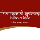 Order takeaway & food delivery from Thousand Spices Indian Takeaway