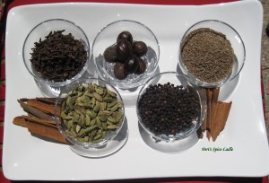 The performers of a Garam Masala Spice Blend