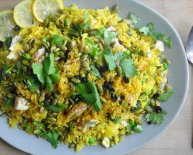 Indian Spiced Rice