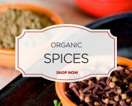 Indian spices Online store