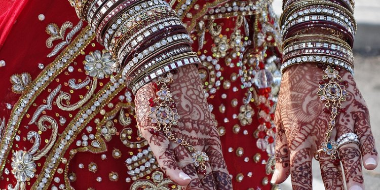 Jewellery, Indian Wedding