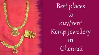 Where to get, lease bridal kemp jewellery in Chennai